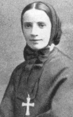 We must pray without tiring, for the salvation of mankind does not depend on material success; nor on sciences that cloud the intellect. Neither does it depend on arms and human industries, but on Jesus alone. - Saint Frances Xavier Cabrini