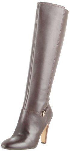 Nine West Women's Aggy Knee-High Boot | Brenda me dijo que en Miami las botas altas son permitidas! (Brown o Negras)