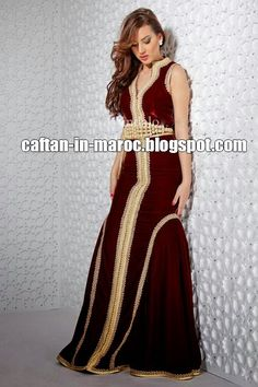 Caftan Marocain Moderne : Conceptions 2015 | Caftan Marocain Boutique