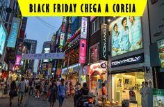 Black Friday chega à Coreia no próximo dia 12 de Dezembro