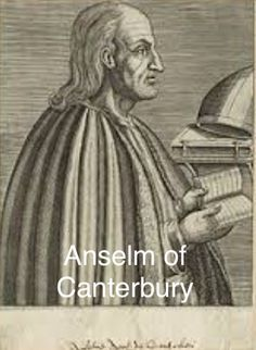 Even though Anselm was regarded as one of the greatest theologians of their generation, William and him didn't agree on anything. Anselm went into exile in October 1097.