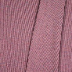 FABRIC23 Vintage RIB KNIT Circular Cotton by DartingDogFabric