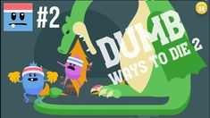 Walkthrough Dumb Ways To Die 2 The Games: The Dumbgeon [PT 2] no commentary gameplay .Fun games for the whole family to enjoy and great kids entertainment. Downloadable on PC and Android devices. The Dumbgeon playthrough: penguin jousting, dragon manicure, maiden rescuing, perilous potion concoction, running of the plague rats, beast feasting, torture rack yoga. Do all this without dying horribly. My first try, so lots of epic fails.