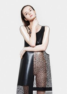 10 | This Laser-Cut Fashion Line Is Like Graphic Design In 3-D | Co.Design | business + design