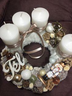 Tea Lights, Advent, Candles, Home Decor, Decoration Home, Room Decor, Tea Light Candles, Candy, Candle Sticks