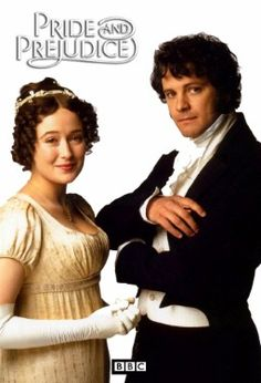 Jennifer Ehle and Colin Firth as Elizabeth Bennet and Fitzwilliam Darcy in the BBC adaptation of Jane Austen's novel,Pride and Prejudice. Colin Firth, Jennifer Ehle, Beau Film, Sr Darcy, Era Georgiana, Winchester, Darcy Pride And Prejudice, Elizabeth Bennett, Eliza Bennett
