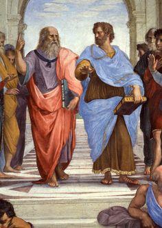 Platão e Aristóteles