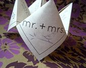 How to Say I Love You Cootie Catchers (PDF - PRINTABLE)
