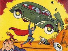 Using Superhero Comics to Teach English and History | Edutopia