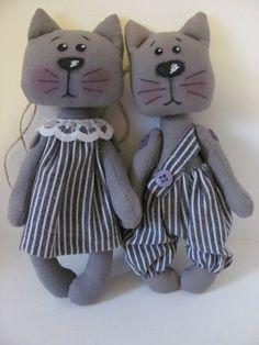 Telas y lanas para los juguetes, muñecas y otros tilde.