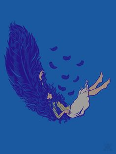 Illustrations, T shirt Designs by Aneeshvini, via Behance