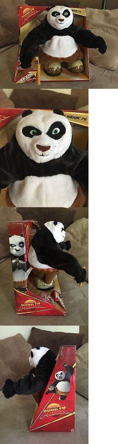 Kung Fu Panda 168212: Mattel Kung Fu Panda Kicking Po Htf Electronic Fighting Toy -> BUY IT NOW ONLY: $55 on eBay!
