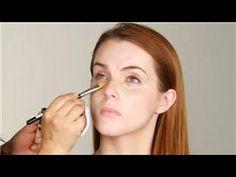 Makeup for Deep-Set Eyes & Dark Circles