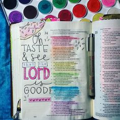 Psalms 34:8 Briana Garner Miller @brianamiller8693 Instagram photos   Websta