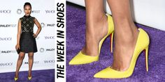 The Best Celebrity Shoes of the Week Celebrity Shoes, Celebrity Style, Shoes 2015, Celebs, Celebrities, Rihanna, Stiletto Heels, Christian Louboutin, Pumps