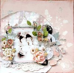 Prima layout by Maiko Kosugi using Rondelle