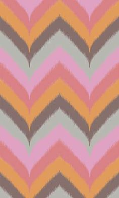 Rugs USA Winsdor Overdyed Chevron Pink Rug Modern, home decor, interior design, style, create, decor, pattern, interior design, pink, area rugs, print.