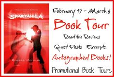 Spartanica by Powers Molinar #Giveaway