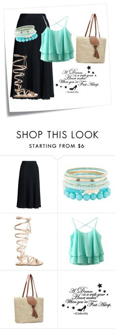 """""""Untitled #109"""" by heysoulsistr ❤ liked on Polyvore featuring Post-It, Canvas by Lands' End, Charlotte Russe and Gianvito Rossi"""