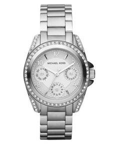 Blair Stainless Steel Bracelet 33mm Watch