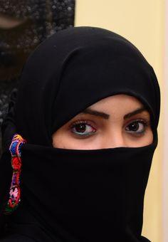 Saudi woman, Saudi Arabia.