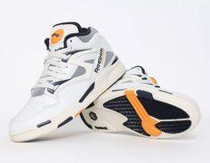 ab84d94979e660  Reebok Pump Sneakers Omni Lite Vintage is back. Vintage treatment
