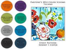 Design Threads | Chroma Color: Color Forecast 2014 07.13