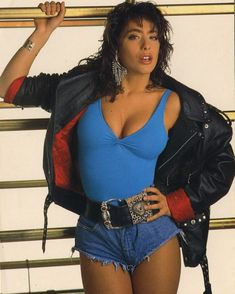 Italian Sex Symbol: 50 Stunning Pics of Sabrina Salerno in the and ~ Vintage Everyday Bikini Images, Bikini Pictures, Bikini Photos, 90s Teen Fashion, Sabrina Salerno, Lynda Carter, Italian Actress, Female Singers, Celebs
