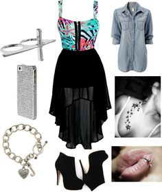 """""""Untitled #276"""" by daidai135 on Polyvore"""