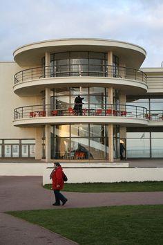 AD Classics: De La Warr Pavilion / Erich Mendelsohn and Serge Chermayeff