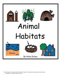 Habitats on pinterest animal habitats habitats and about animals