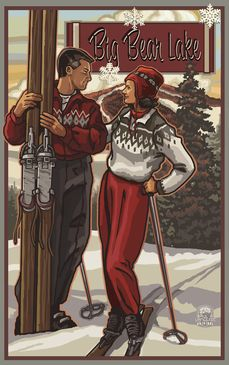 Regions Of The World - United States - California - Page 4 Vintage Ski, Vintage Travel Posters, Vintage Winter, Lake Louise Alberta Canada, Canvas Art Prints, Canvas Wall Art, Ski Posters, Picture On Wood, Home Art