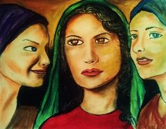 Mary Magdalene & her friends