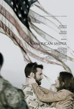 I can't get over this movie. Bradley cooper nailed the role of Chris Kyle and looked damn good doing it.