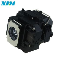 ELPLP54 epson Projector Lamp Replacement. Projector Lamp Assembly with High Quality 200 Watt UHE Bulb Inside.
