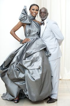 Cynthia Bailey and Peter Thomas wedding. #RHoA