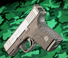 Glock 30S texture grip reduction beavertail and advanced ...