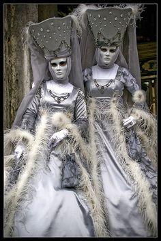 | Carnival of Venice - Venetian Masks