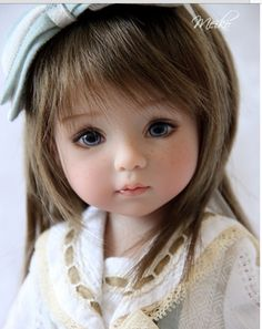 Effner Little Darling doll.