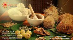 Ayurveda - Mind, body and spirit health care system for long creative life. http://www.aadishakti.co/ayurveda