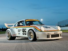 Porsche 934 Turbo RSR 1977