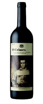 of 19 Crimes red wine. A uniqe wine with an even more unique story . 19 Crimes Wine, Red Berry Fruit, Berry Fruits, Red Blend Wine, Wine Deals, Cinnamon Spice, Cheap Wine, Fine Wine, Vodka Bottle