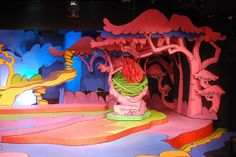 Seussical Set 31 by Pentacle Theatre, via Flickr