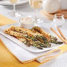 Frites d'asperges - Entrées et soupes - Recettes 5-15 - Recettes express 5/15 - Pratico Pratique