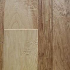 Builddirect Vanier Engineered Hardwood Blended Width Chiseled Hickory Collection Flooring