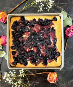 Healthy cherry pie cake is the best combination of vanilla cake and cherry pie filling. This dairy free dessert is also refined sugar free. Make this gorgeous cake for your upcoming holiday dinner table. Healthy Frosting Recipes, Healthy Cake Pops, Healthy Pie Recipes, Tart Recipes, Sweet Recipes, Thanksgiving Desserts Easy, Fun Desserts, Homemade Vanilla Cake, Healthy Cookie Dough