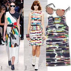 Art-inspired to zippers: Your A to Z summer trend guide