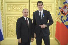Geno & Putin