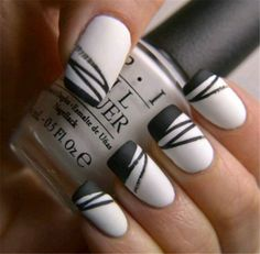 Stunning Striped Nails Art Ideas for Prom ❀ - Diaror Diary - Page 24 ♥ 𝕴𝖋 𝖀 𝕷𝖎𝖐𝖊, 𝕱𝖔𝖑𝖑𝖔𝖜 𝖀𝖘!♥ ♡*♥ ♥ ♥ ♥ ♥ ♥ ♥ ♥ ♥ ♥ ♥ ღ♥Hope you like this collection about striped nails! ღ♡*♥ 𝖘𝖙𝖚𝖓𝖓𝖎𝖓𝖌 𝖘𝖙𝖗𝖎𝖕𝖊𝖉 𝖓𝖆𝖎𝖑𝖘 𝖉𝖊𝖘𝖎𝖌𝖓 ♡*♥ ღ Nail Art Stripes, Striped Nails, Black Stripes, Fancy Nails, Trendy Nails, Hair And Nails, My Nails, Blue Nails, Leopard Nails