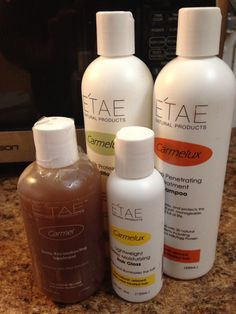ETAE Natural Hair Care Products - www.etaeproducts.com